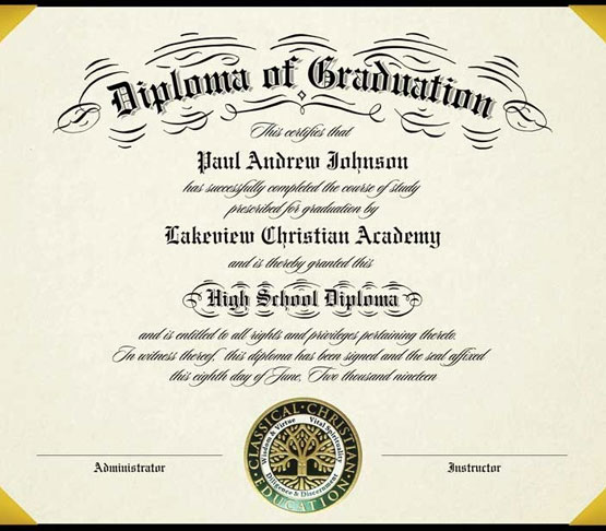 Buy Fake High School and College Diploma Online
